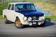 Alfa Romeo Giulia 1300 TI rally car, 1969