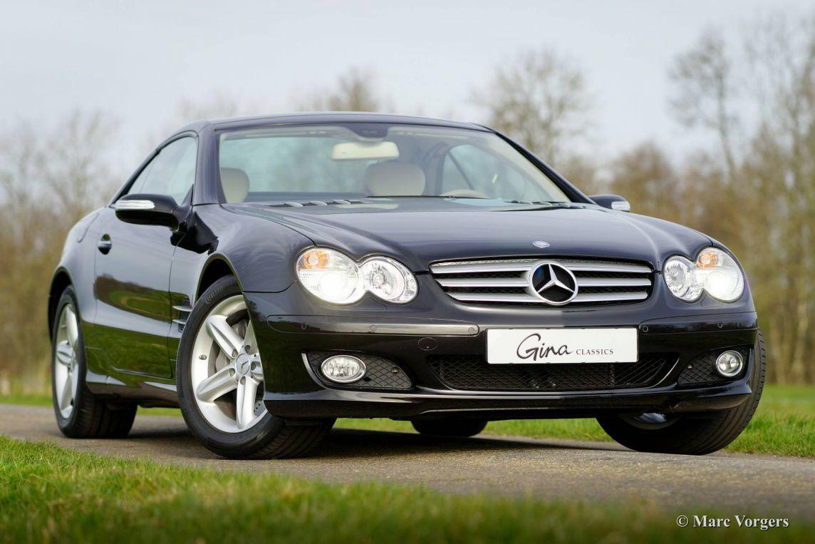 Mercedes benz 500 sl 2007 classicargarage fr for Mercedes benz sl 500