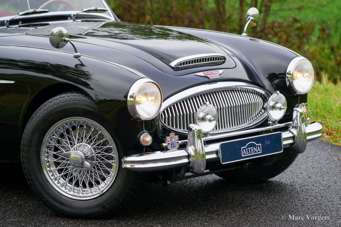 austin healey 3000 mk ii 1962 classicargarage fr. Black Bedroom Furniture Sets. Home Design Ideas