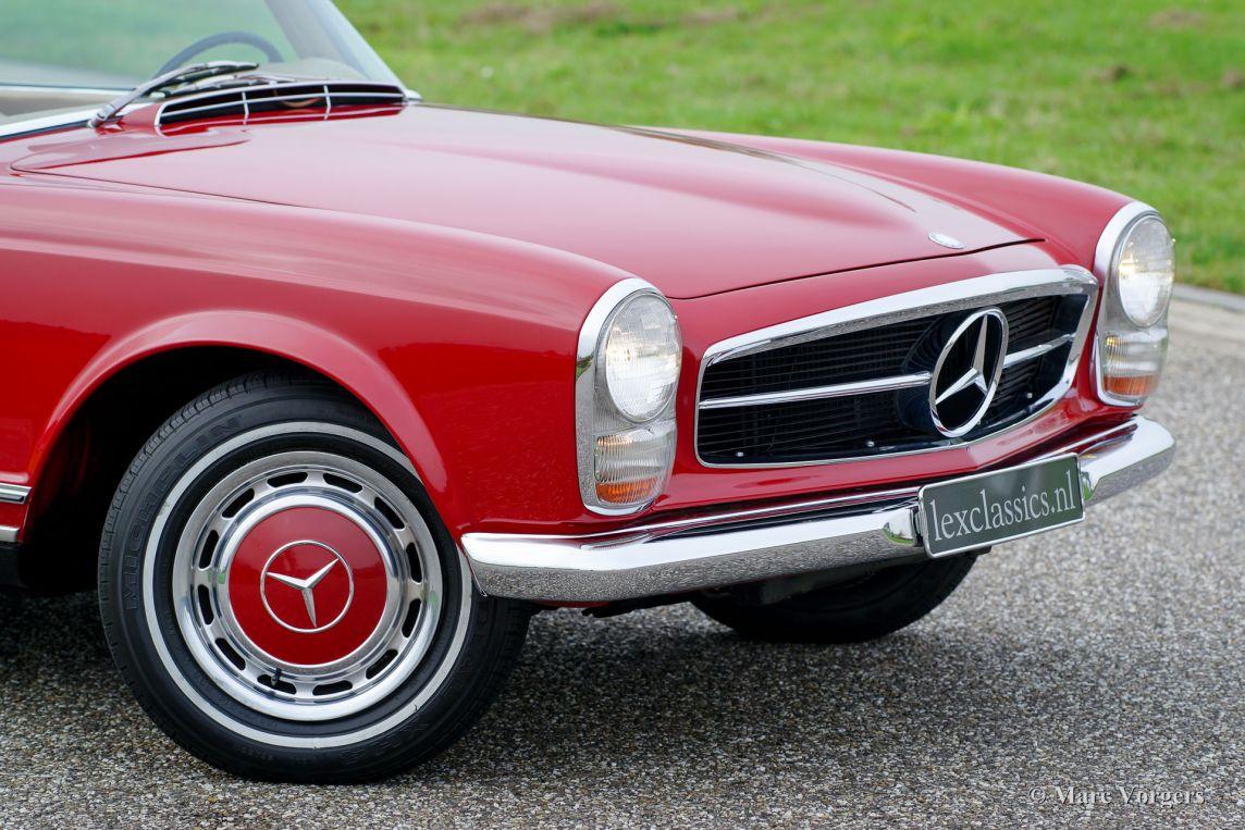 Mercedes benz 280 sl 1968 classicargarage fr for Mercedes benz sl 280