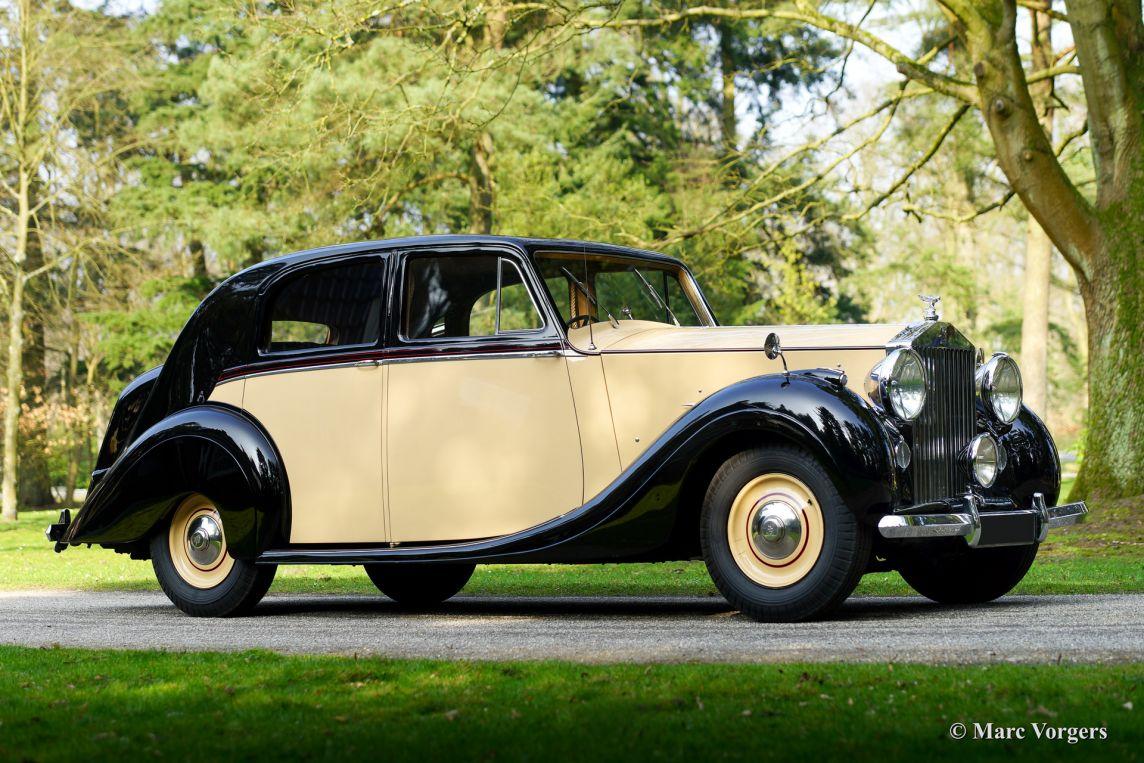 Rolls Royce Silver Wraith 1949 Classicargarage Fr