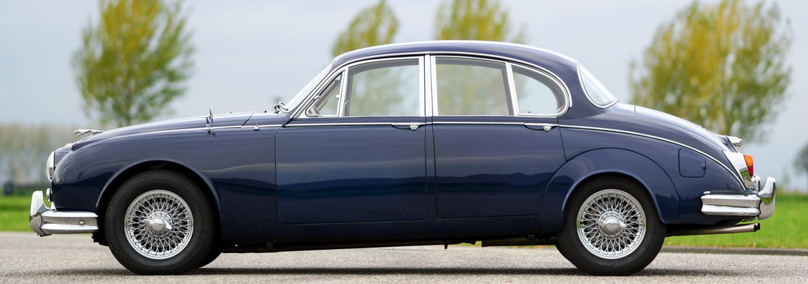 Jaguar Mk II 3.8 Litre, 1960 - Classicargarage - FR