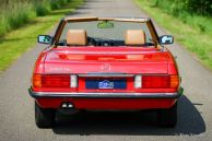 Mercedes-Benz 380 SL, 1985