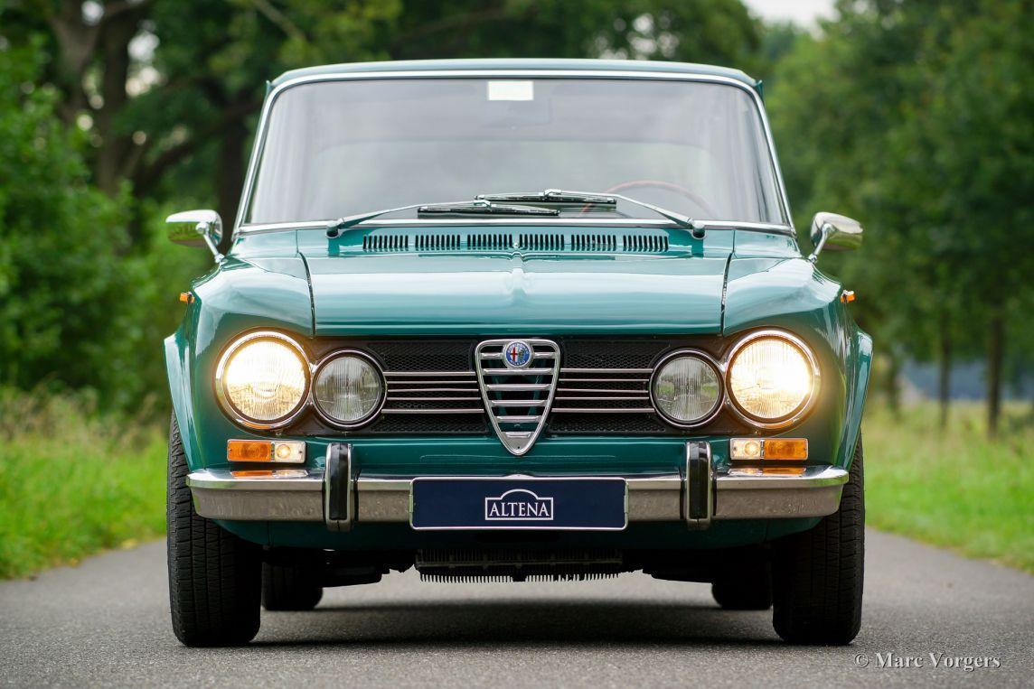 Alfa Romeo Giulia Lusso Pino Verde B Ee D