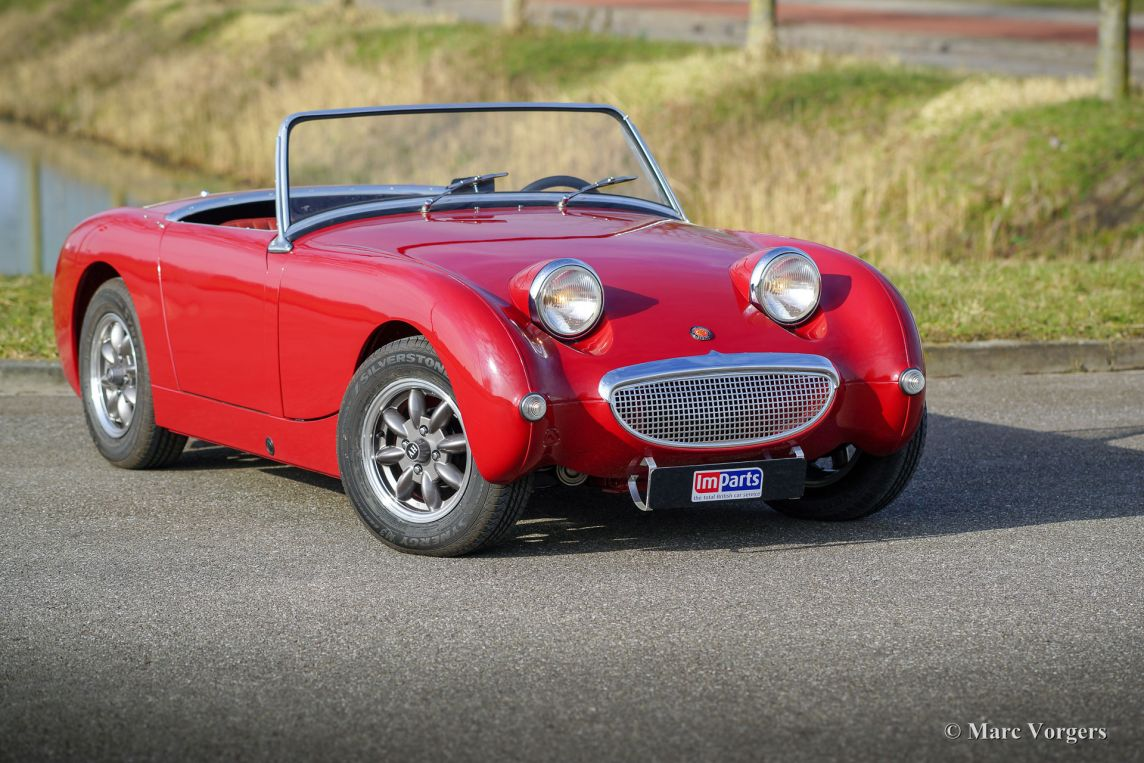 austin healey sprite mk 1 1959 classicargarage fr. Black Bedroom Furniture Sets. Home Design Ideas