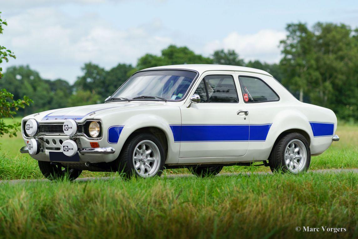 Ford Escort Mk I Rally Car 1970 Classicargarage Fr