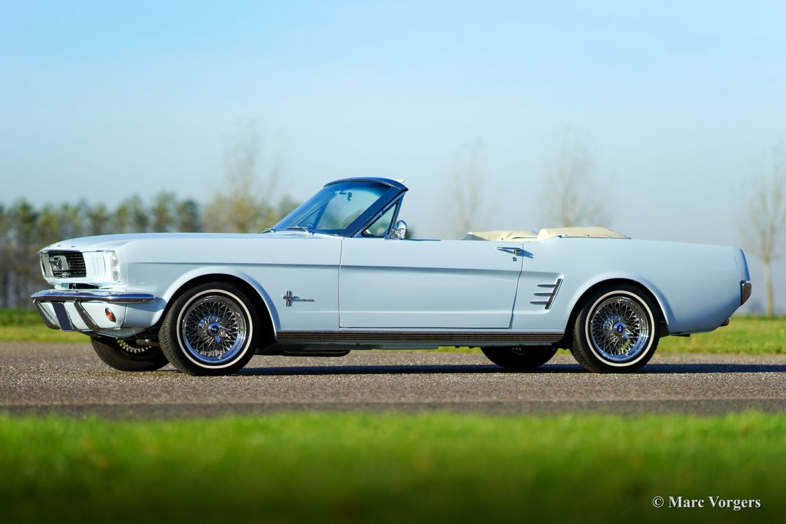 Ford Mustang Convertible 1966 Classicargarage FR