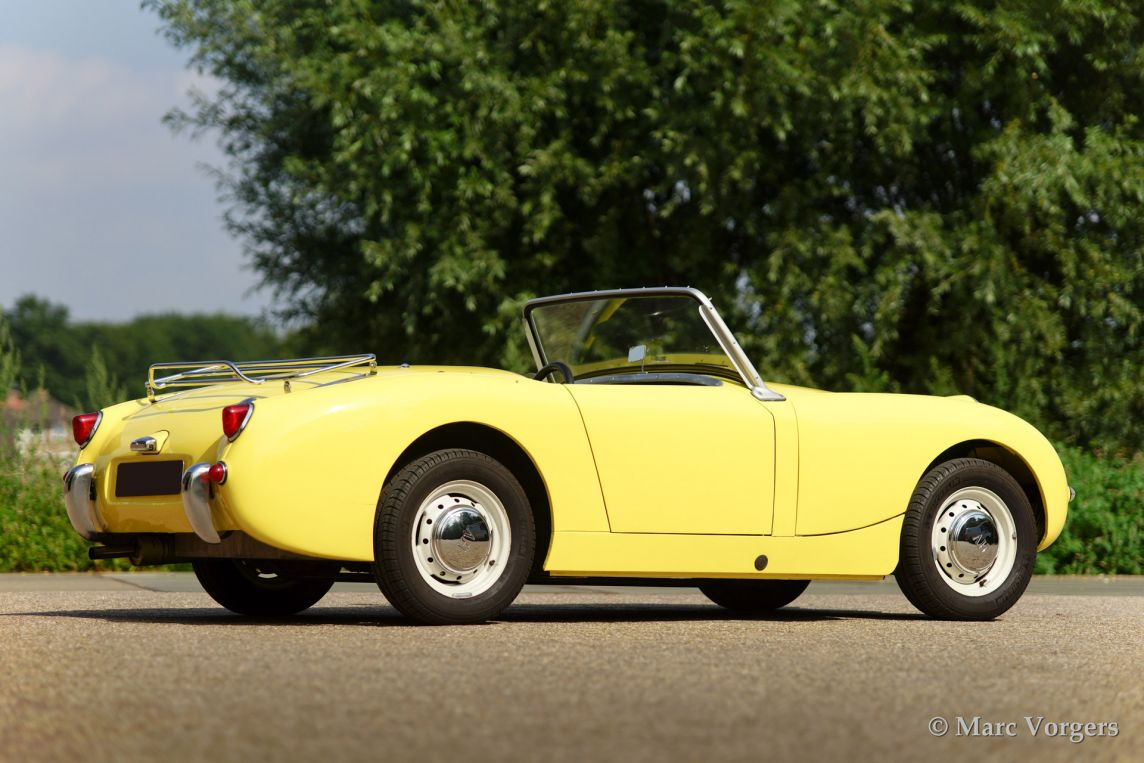 austin healey sprite 39 frog eye 39 1959 classicargarage fr. Black Bedroom Furniture Sets. Home Design Ideas