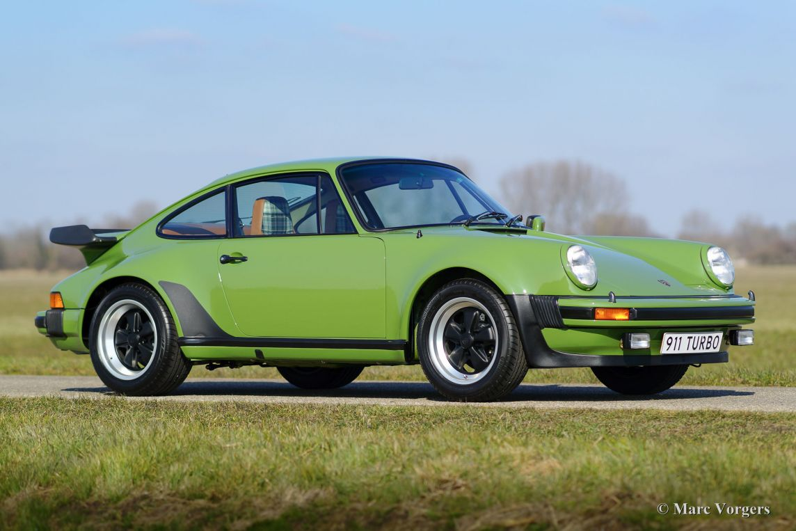 Porsche 997 Turbo >> Porsche 911 (930) 3.3 Turbo, 1978 - Classicargarage - FR