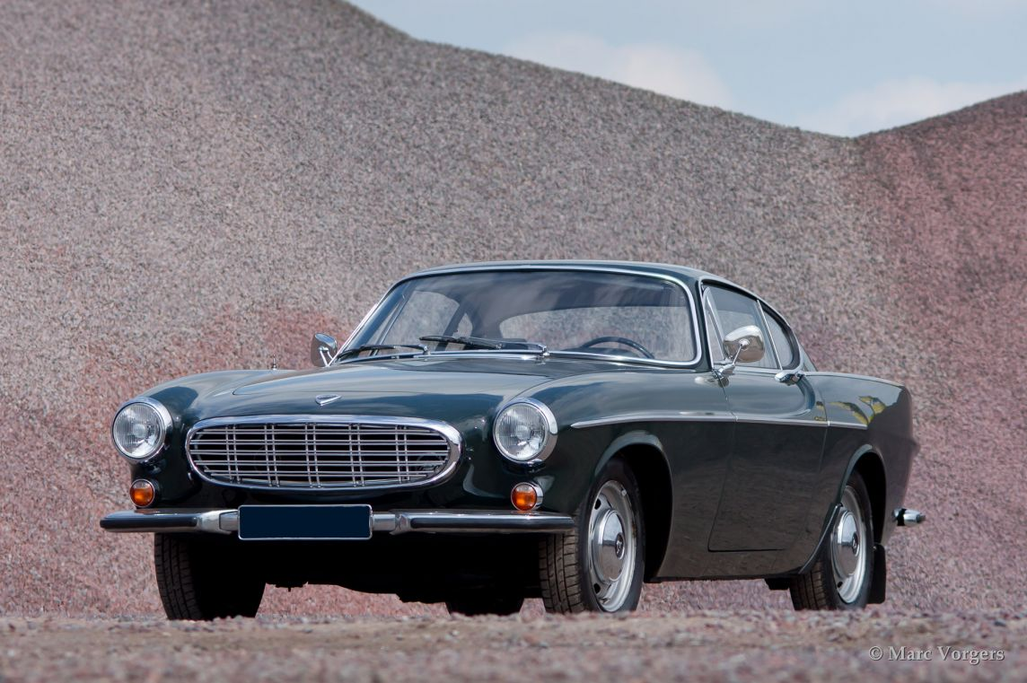 Volvo P1800 S, 1966 - Classicargarage - FR