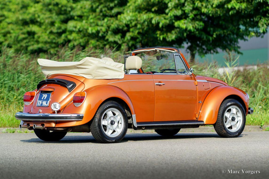 volkswagen beetle 1303 cabriolet 1978 classicargarage fr. Black Bedroom Furniture Sets. Home Design Ideas