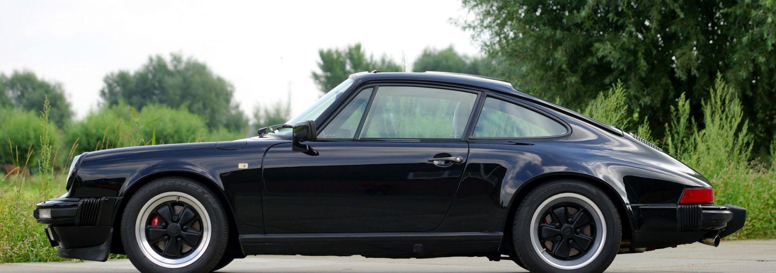 porsche 911 carrera 3 2 1984 classicargarage fr. Black Bedroom Furniture Sets. Home Design Ideas