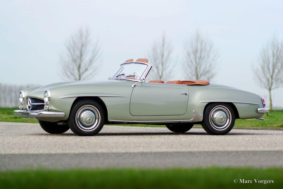 Mercedes benz 190 sl 1959 classicargarage fr for Mercedes benz sl 190