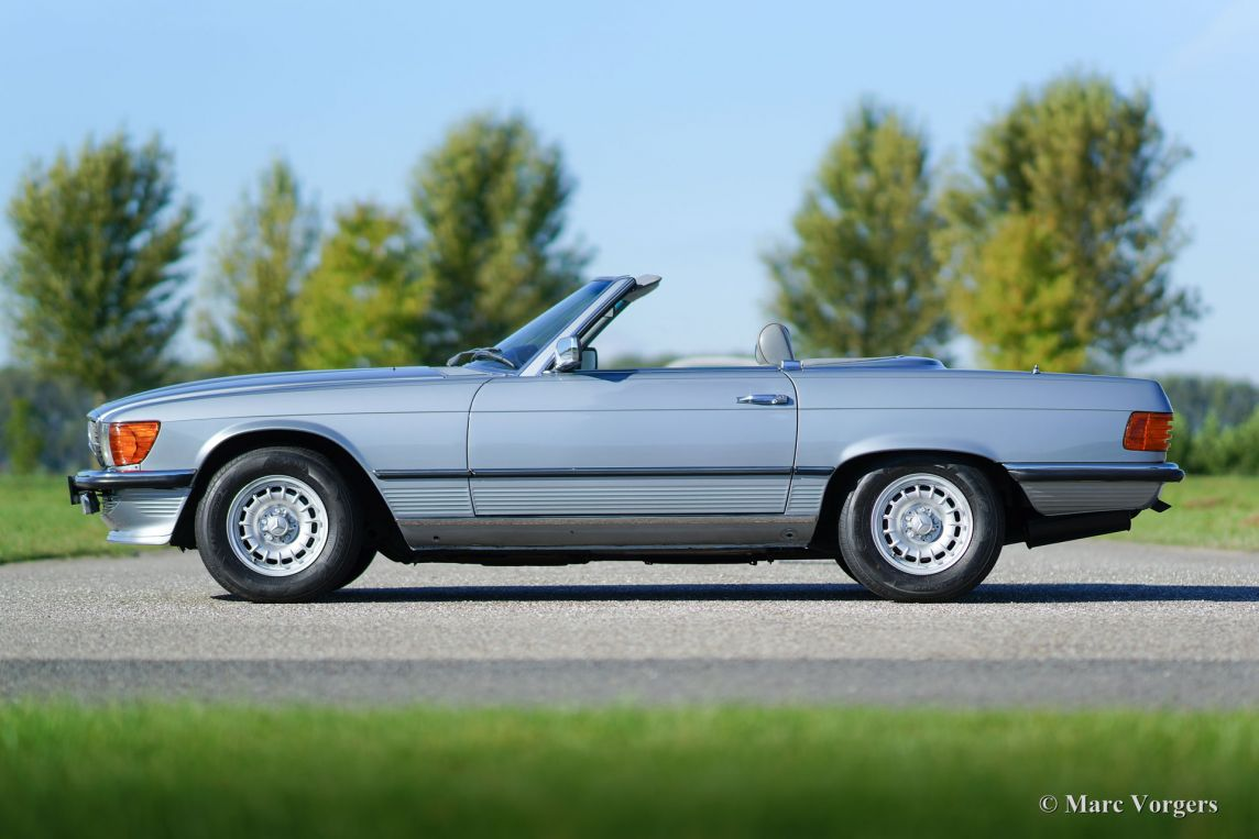 Mercedes benz 380 sl 1982 classicargarage fr for Where do they make mercedes benz