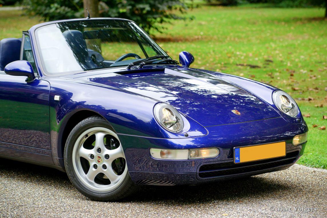 porsche 911 993 carrera cabrio 1994 classicargarage fr. Black Bedroom Furniture Sets. Home Design Ideas