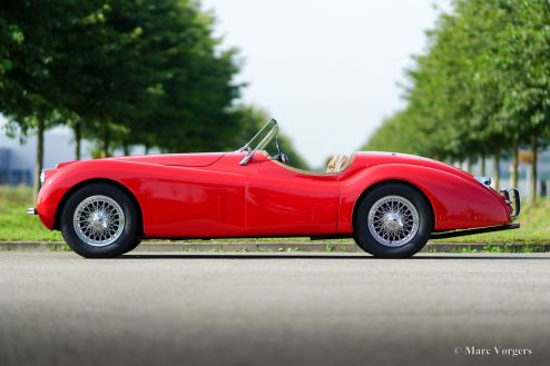 Jaguar XK 120 OTS (Roadster), 1954