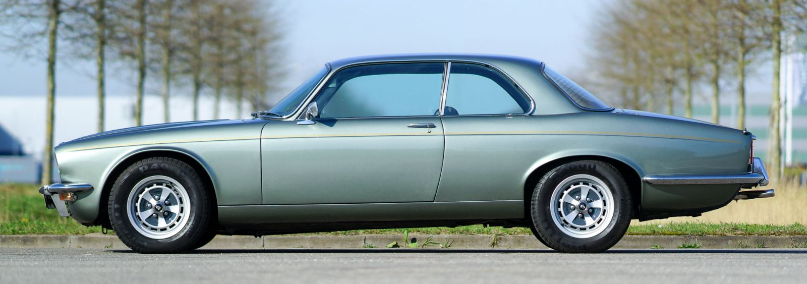 Jaguar XJ6 4.2 Litre Coupe, 1975 - Classicargarage - FR