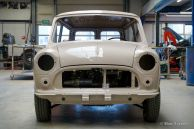 Austin Mini Countryman Full Restoration