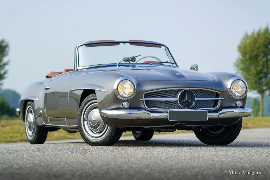 Mercedes benz 190 sl 1962 classicargarage fr for Where do they make mercedes benz