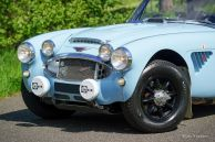 Austin Healey 3000 Mk 2a rally, 1964