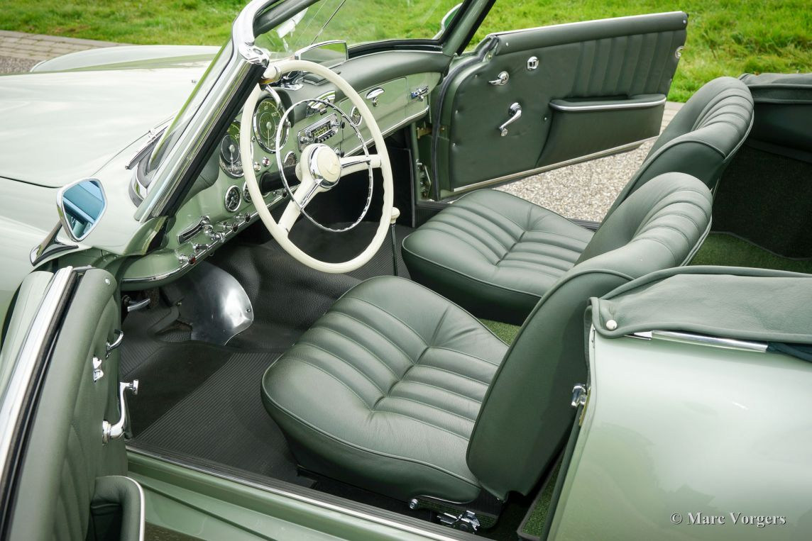 Mercedes benz 190 sl 1958 classicargarage fr for Mercedes benz lexington