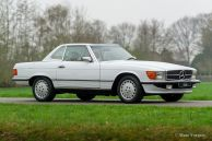 Mercedes-Benz 300 SL (R107), 1987