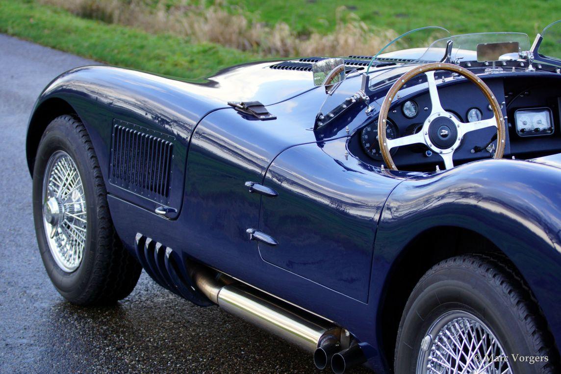 Jaguar 2018 Xj >> Jaguar C-type (Heritage), 1968 - Classicargarage - FR