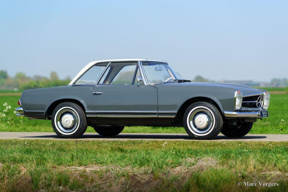 Mercedes benz 230 sl pagode 1967 classicargarage fr for Where do they make mercedes benz