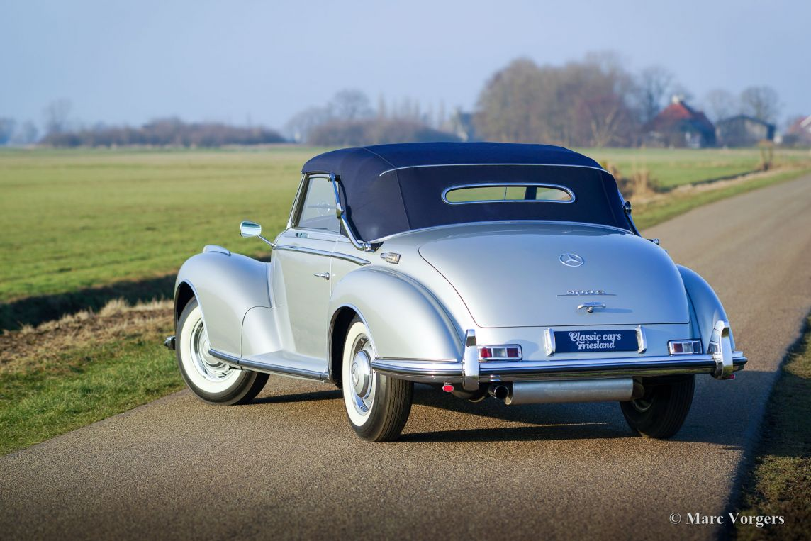 Mercedes benz 300 s cabriolet 1953 classicargarage fr for Mercedes benz 300 s