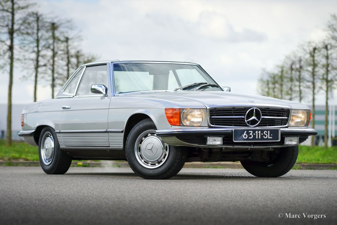Mercedes benz 350 sl 1971 classicargarage fr for Where do they make mercedes benz