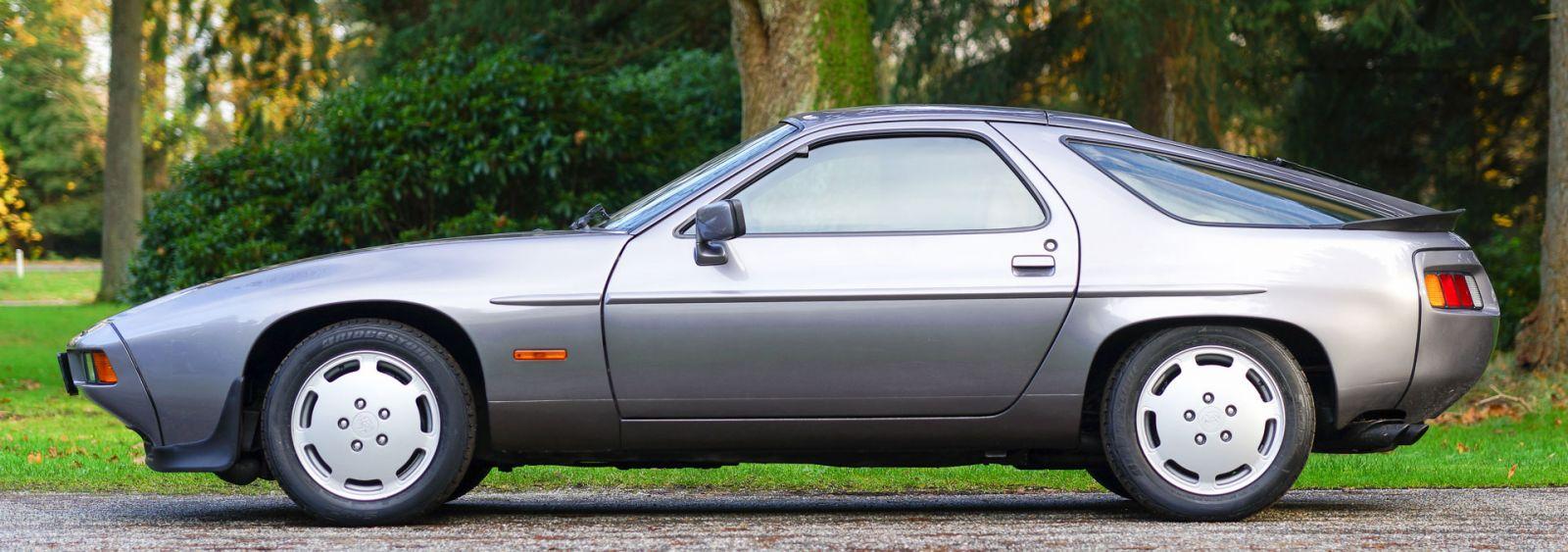 Porsche 928 s 1986 classicargarage fr for Interieur 928