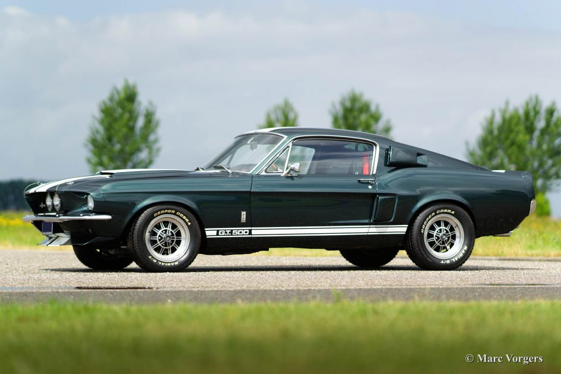 1967 · ford mustang shelby gt 500 1967