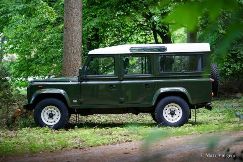 Land Rover Defender 110 V8 LWB, 1985