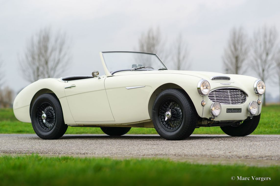 austin healey 100 6 two seater 1959 classicargarage fr. Black Bedroom Furniture Sets. Home Design Ideas