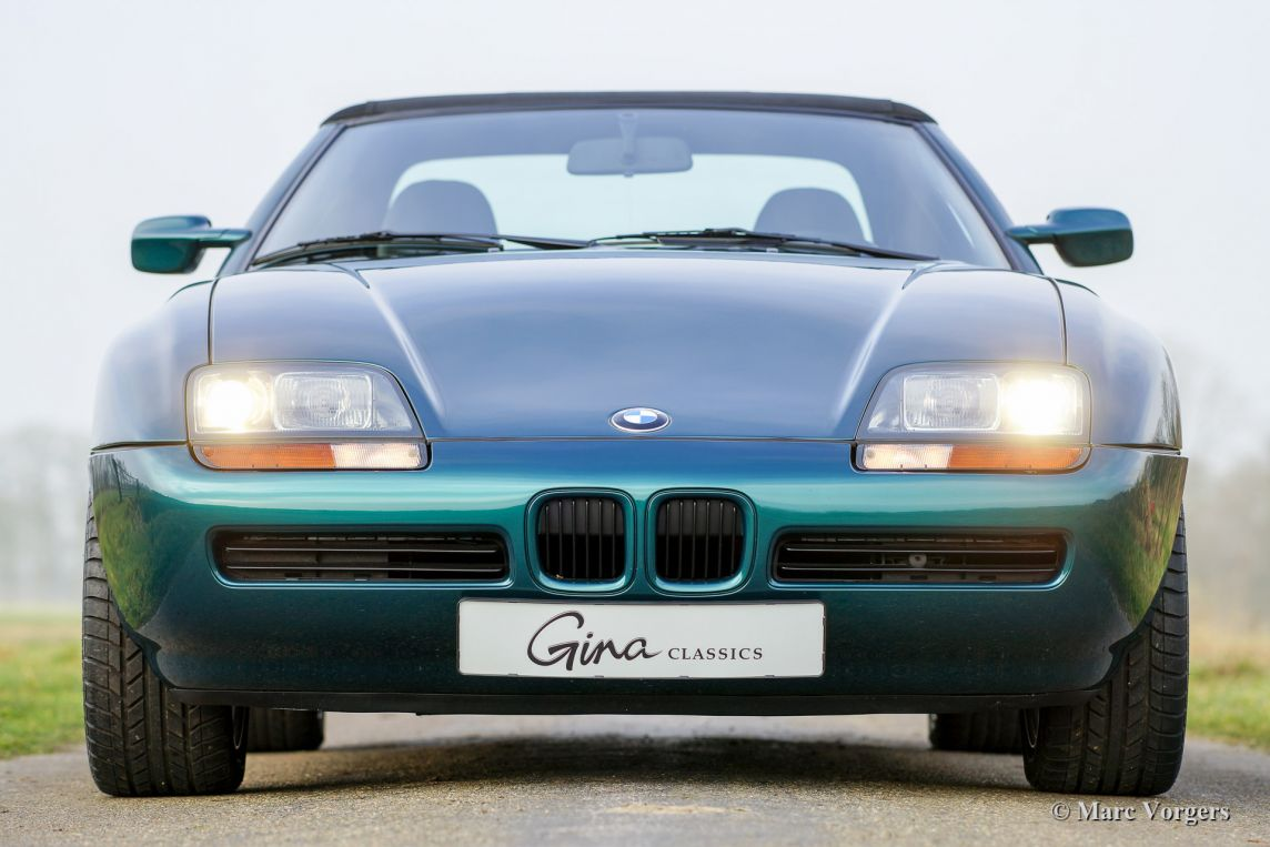 Bmw Z1 1989 Classicargarage Fr