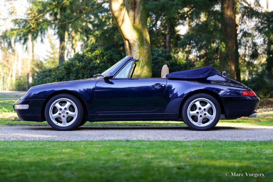 Porsche Cayenne A Vendre >> Porsche 911 (993) cabriolet, 1994 - Classicargarage - FR