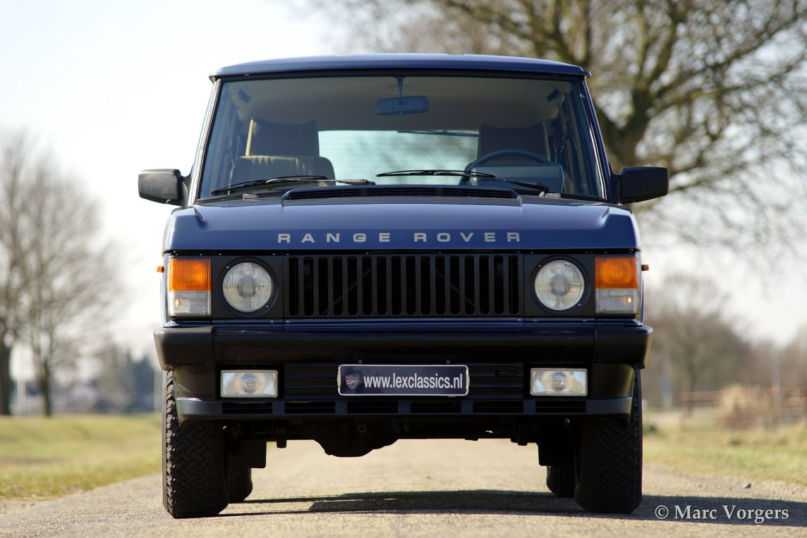 Range rover classic 1988 classicargarage fr for Garage land rover amiens