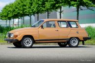 Saab 95 L V4 station wagon, 1977