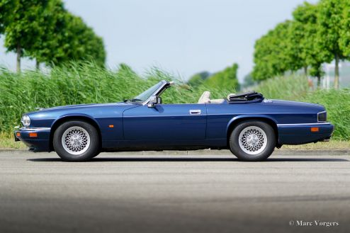 Jaguar XJS 4.0 Convertible, 1995