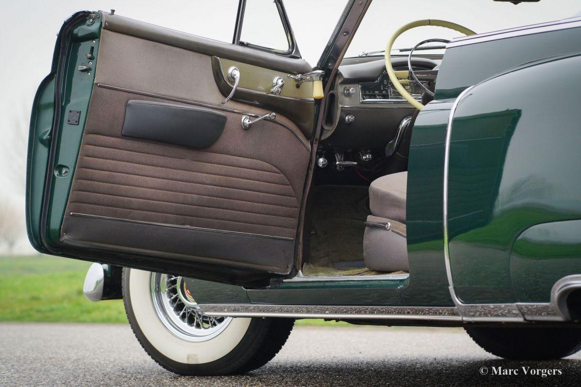 cadillac 62 coupe de ville 1950 classicargarage fr. Black Bedroom Furniture Sets. Home Design Ideas