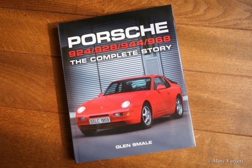 Porsche 924/928/944/968 and 911 Carrera 2.7 RS books by Glen Smale