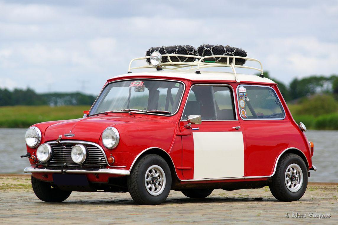 Austin mini cooper s mk i 1966 classicargarage fr for Garage austin mini