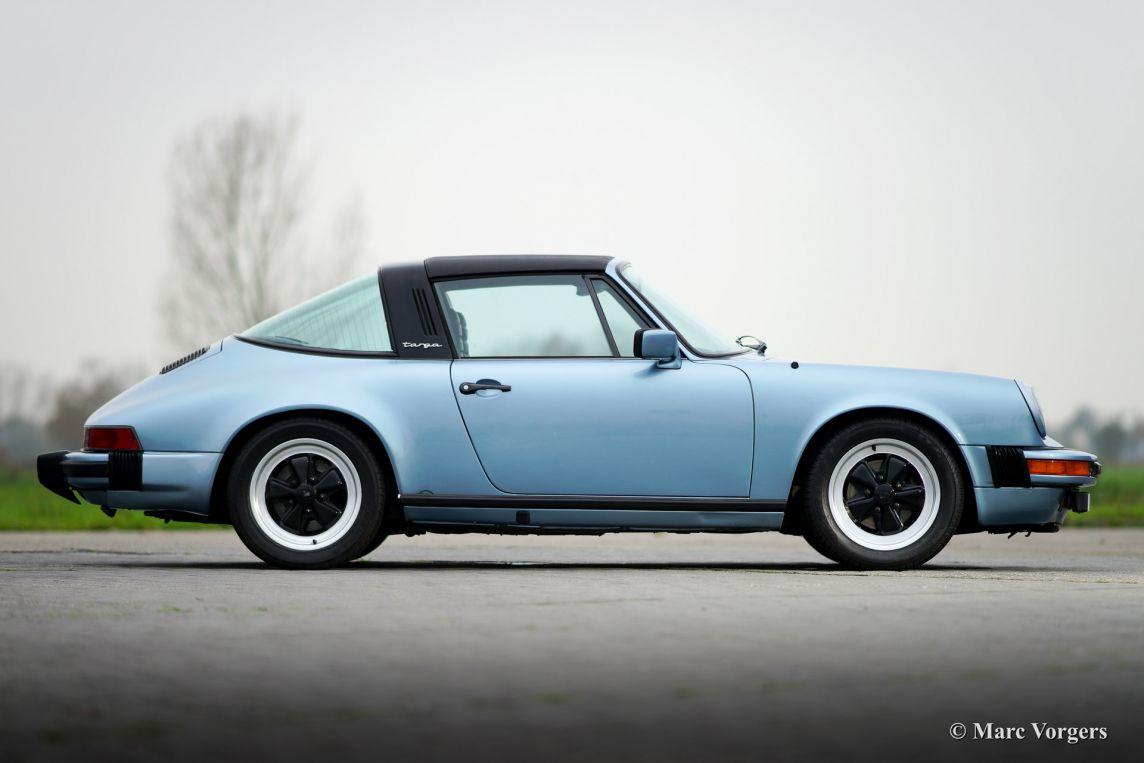 Porsche 911 Sc 3 0 Targa 1980 Classicargarage Fr