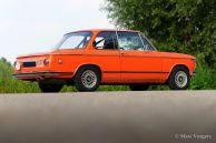 BMW 2002 Tii rally car, 1972