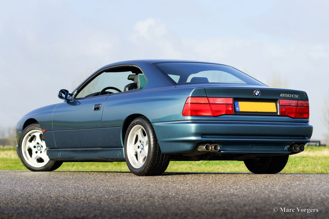 Bosch Range Top >> BMW 850 CSI, 1995 - Classicargarage - FR