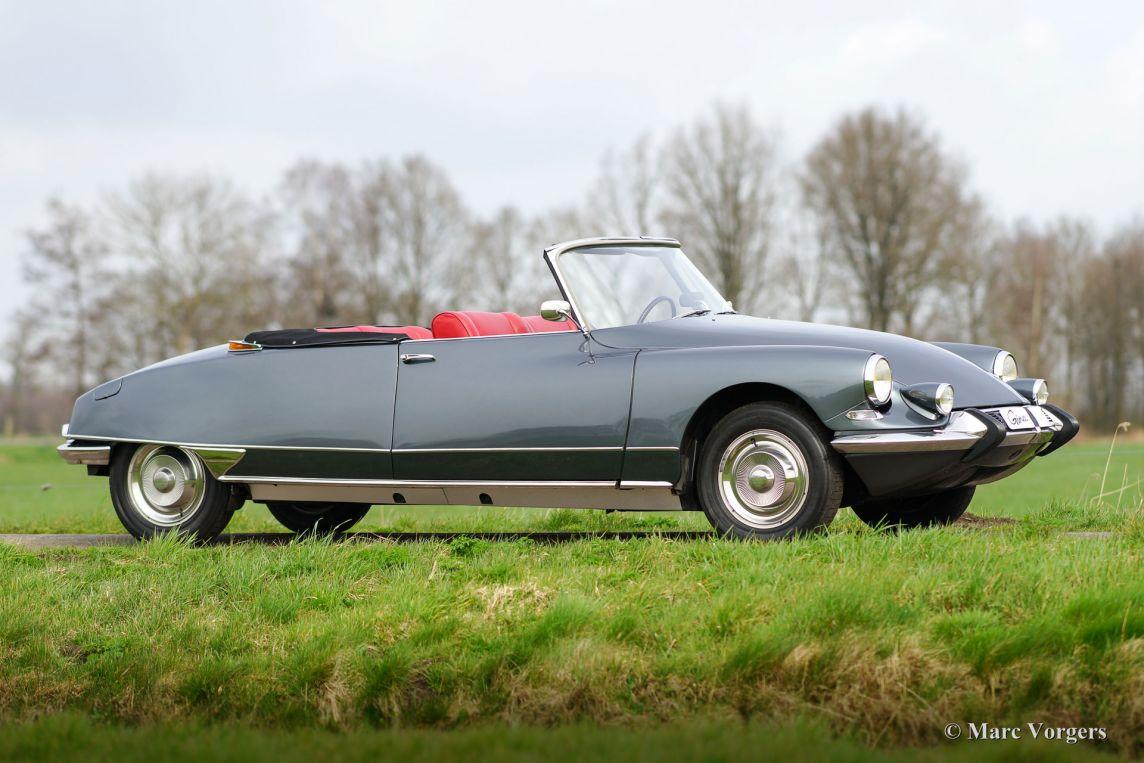 citro u00ebn ds19 cabriolet  1963 classicargarage fr