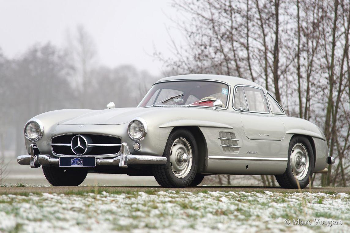 Mercedes benz 300 sl 39 gullwing 39 1956 classicargarage fr for Mercedes benz gullwing