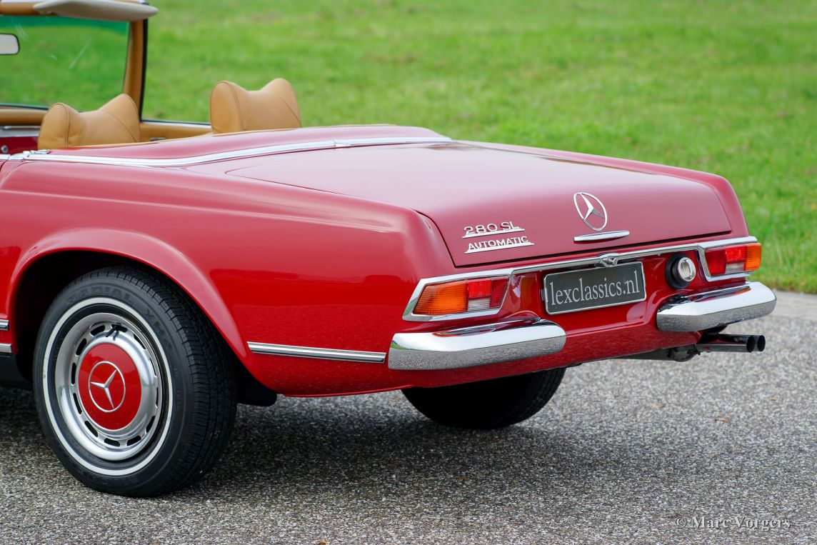 Mercedes benz 280 sl 1968 classicargarage fr for Mercedes benz 280