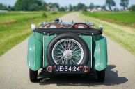 MG TC 'Midget', 1948