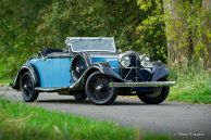 Talbot BA 105 Drop Head Coupe, 1935